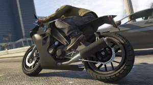 Motocykl CarbonRS