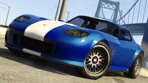 Bravado Banshee wGrand Theft Auto V
