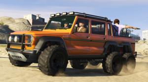 Nowa, ulepszona wersja pojazdu Dubsta