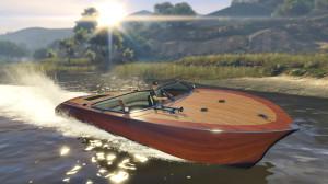 Kolejna łódź dostępna wDocktease - Lampadati Toro